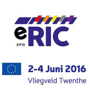 June 2 to 4, ExpoRic 2016, Twente Airport (NL), Stand E 87