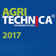 November 12 to 18, AGRITECHNICA 2017, Hanover (DE), Hall 15 Stand K17