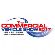 April 25 to 27, The Commercial Vehicle Show 2017, Birmingham (UK), Stand 4J100