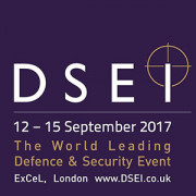 September 12 to 15, DSEI 2017, London (UK), Stand S6-264