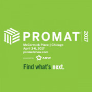 April 3 to 6, PROMAT 2017, Chicago (USA), Stand S4423
