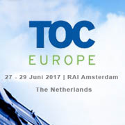 June 27 to 29, TOC 2017, Amsterdam (NL), Stand C72