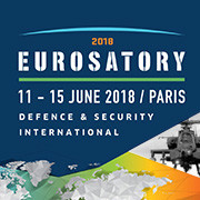 June 11 to 15, Eurosatory 2018, Paris (FR), Hall 5A H 501