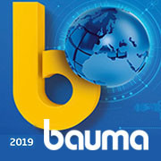 April 8 to 14, Bauma 2019, München (DE), Stand 109 Hall A2