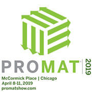 April 8 to 11, PROMAT 2019, Chicago (USA), Stand S4459