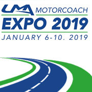 January 6 to 10, UMA Motorcoach EXPO 2019, Fort Lauderdale, FL (US), Stand 1607
