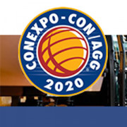 March 10 to 14, CONEXPO 2020, Las Vegas (USA), South Hall 2 | S65319