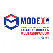 March 9 to 12, MODEX 2020, Atlanta (USA), Booth #6506