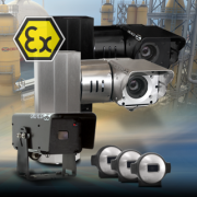 Explosion proof cameras for the maritime and offshore industry