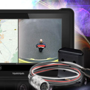 FAMOS camera compatible with TomTom Bridge