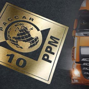 Paccar Award with maximum score for Orlaco