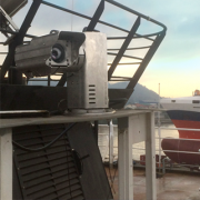 The most sturdy HD IP cameras for vessels and cranes