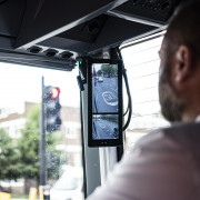 MirrorEye Bus Camera Boosts Road Safety