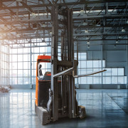 5x Advantages of Cameras on a Forklift Truck